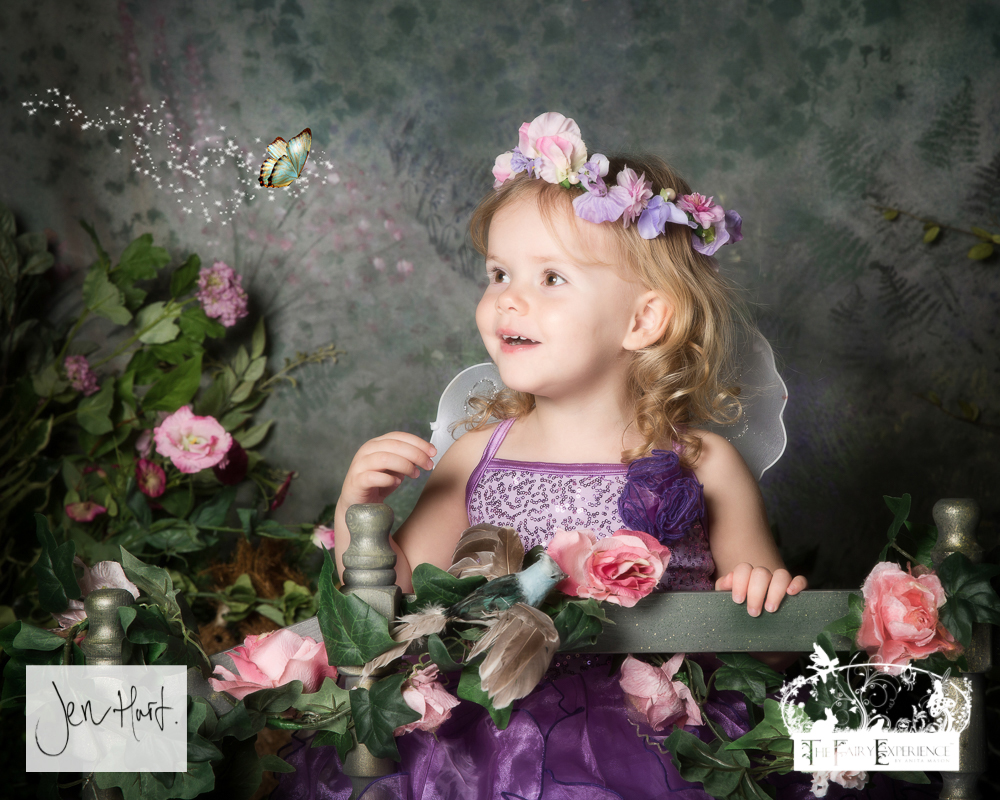 Fairy Experience Photography Middlesbrough