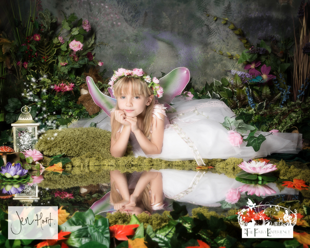 Fairy Experience Photography Jen Hart Middlesbrough