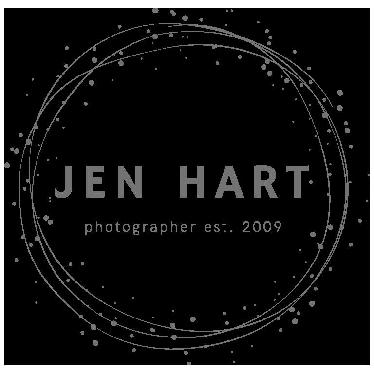 Jen Hart Photographer est. 2009